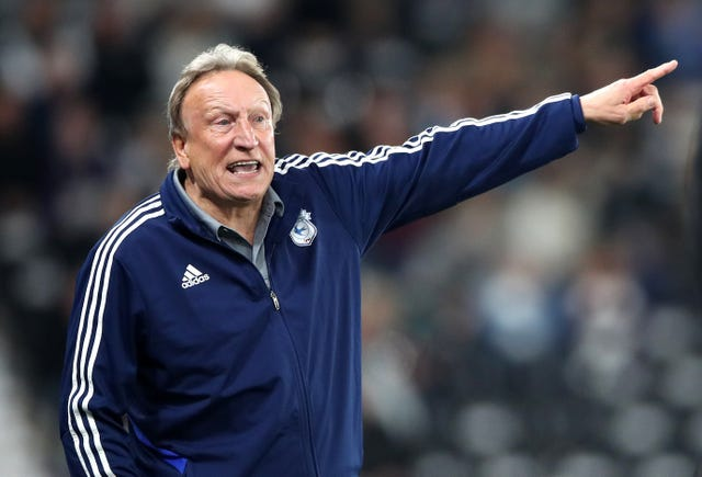 Neil Warnock File Photo