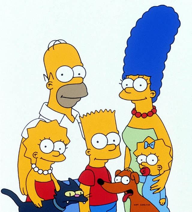 SHOWBIZ Simpsons 1