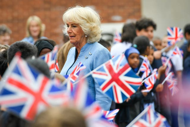 Royal visit to Gloucestershire