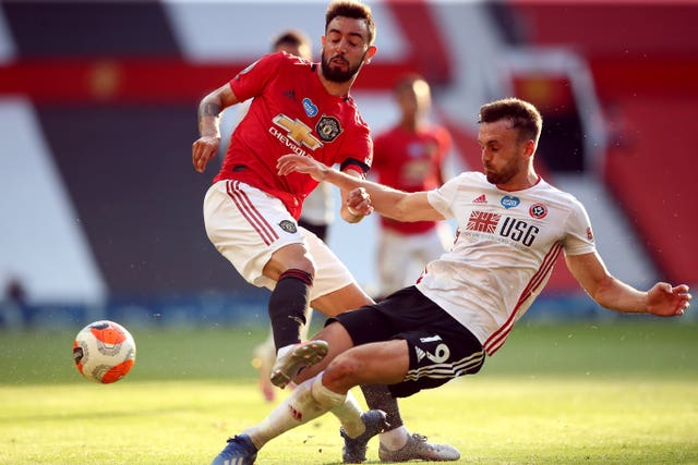 Bruno Fernandes impressed again for Manchester United