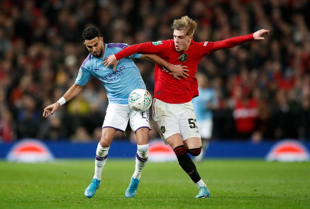 Manchester United v Manchester City – Carabao Cup – Semi Final – First Leg – Old Trafford