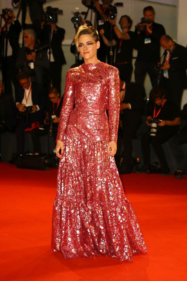 Italy Venice Film Festival 2019 Seberg Red Carpet