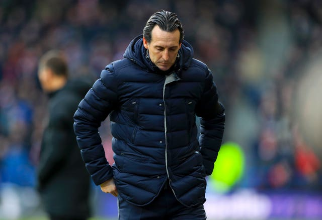 Unai Emery expects a difficult challenge against BATE Borisov