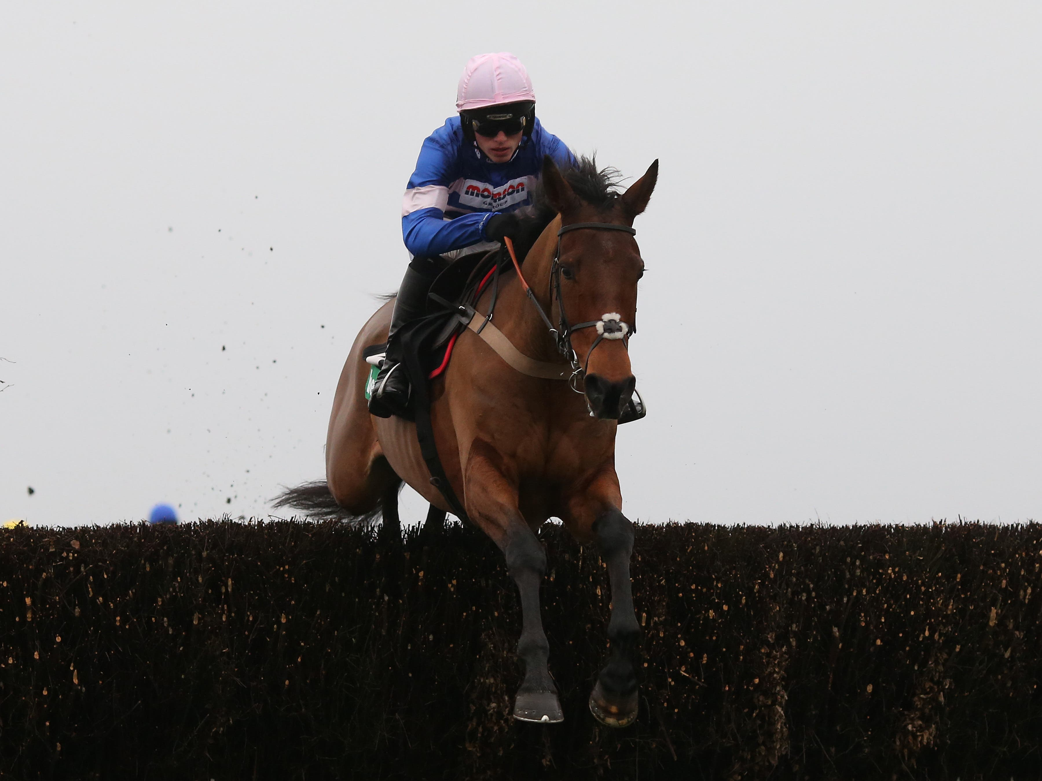 Cyrname disappointed last time out (Julian Herbert/PA)
