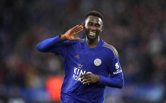 Wilfred Ndidi rounded off the scoring