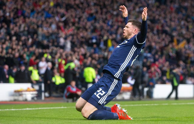 Scotland v Cyprus – UEFA Euro 2020 Qualifying – Group I – Hampden Park