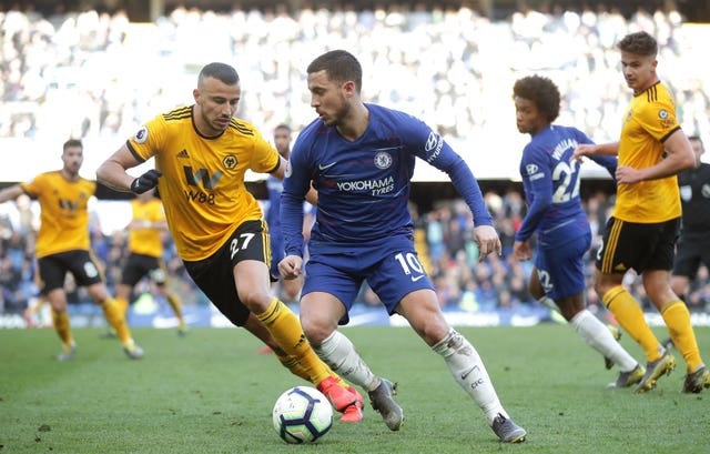 Eden Hazard did not escape criticism from his manager