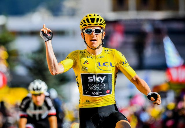 Defending champion Geraint Thomas will now be Team Ineos' leader at the Tour de France