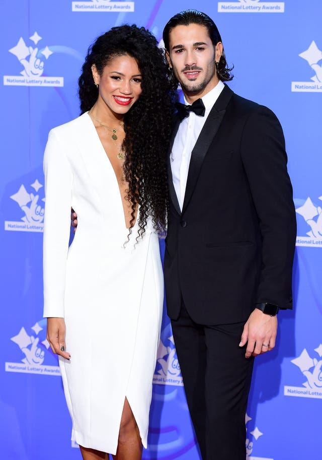 Vick Hope and Graziano Di Prima