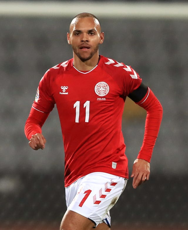Denmark v Republic of Ireland – UEFA Nations League – Group B4 – Ceres Park