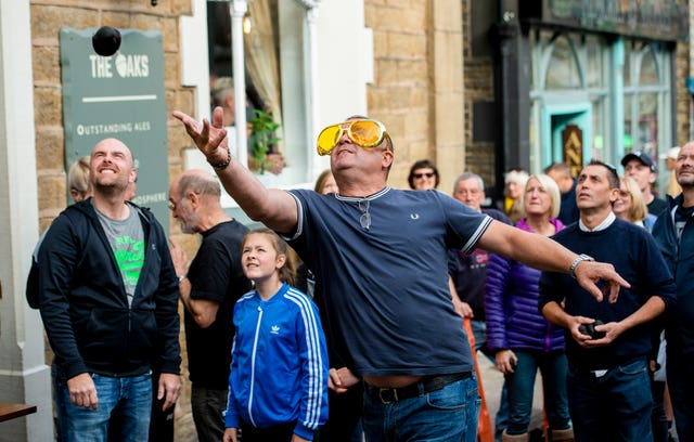 World Black Pudding Throwing Championships