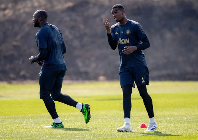 Romelu Lukaku and Paul Pogba have been the subject of summer speculation