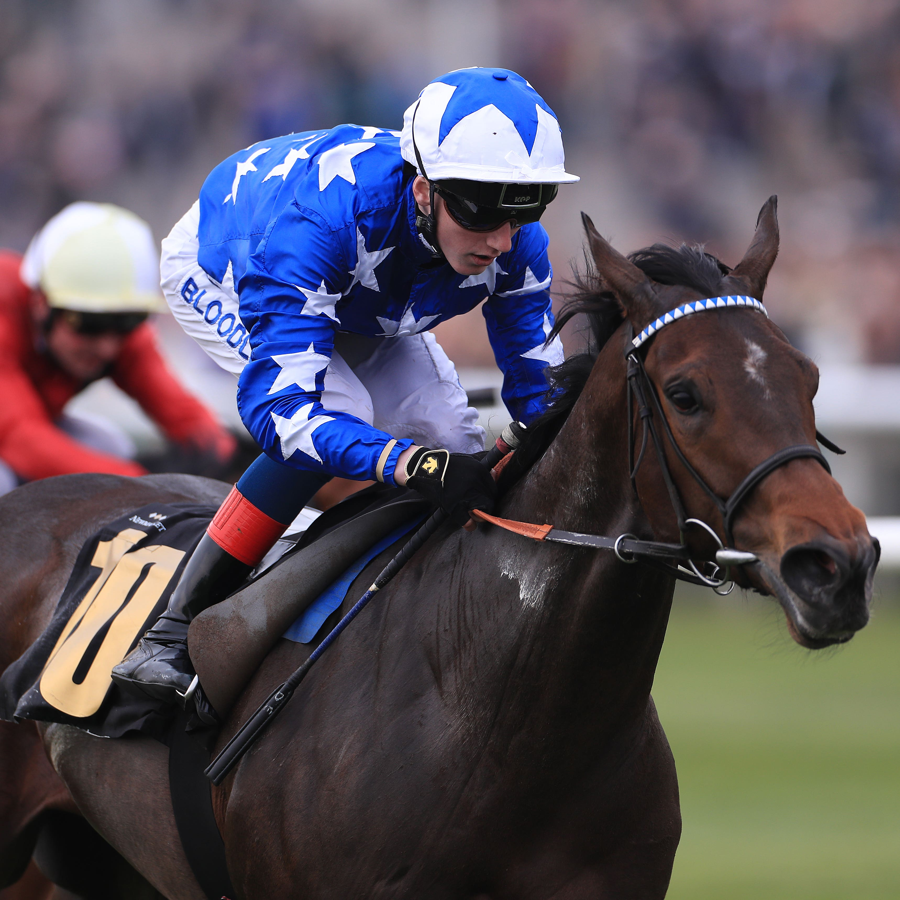 Qabala was an impressive winner of the Nell Gwyn Stakes at Newmarket