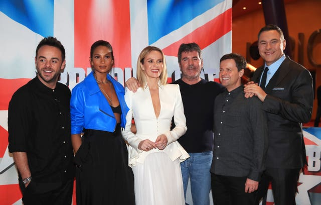 Britain's Got Talent auditions – Manchester