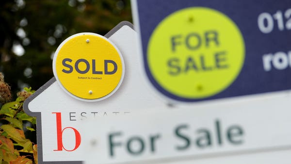 House sales 'may return to typical levels by around mid-2021'