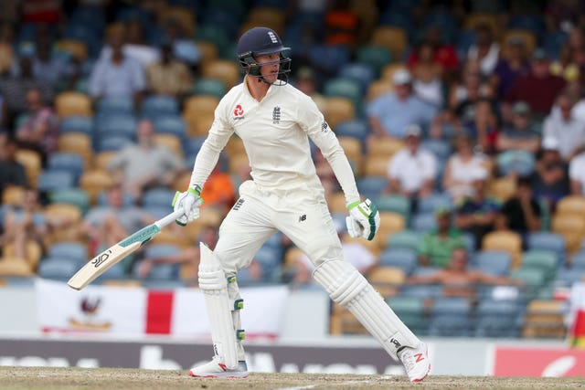 Keaton Jennings has been found wanting outside off stump