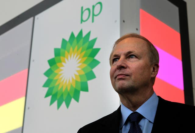 BP chief executive Bob Dudley (Andrew Milligan/PA)