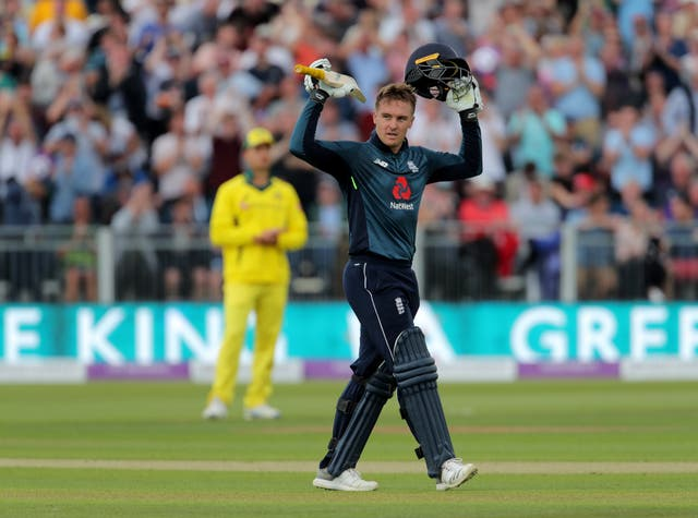 One-day opener Jason Roy could get a first taste of Test cricket
