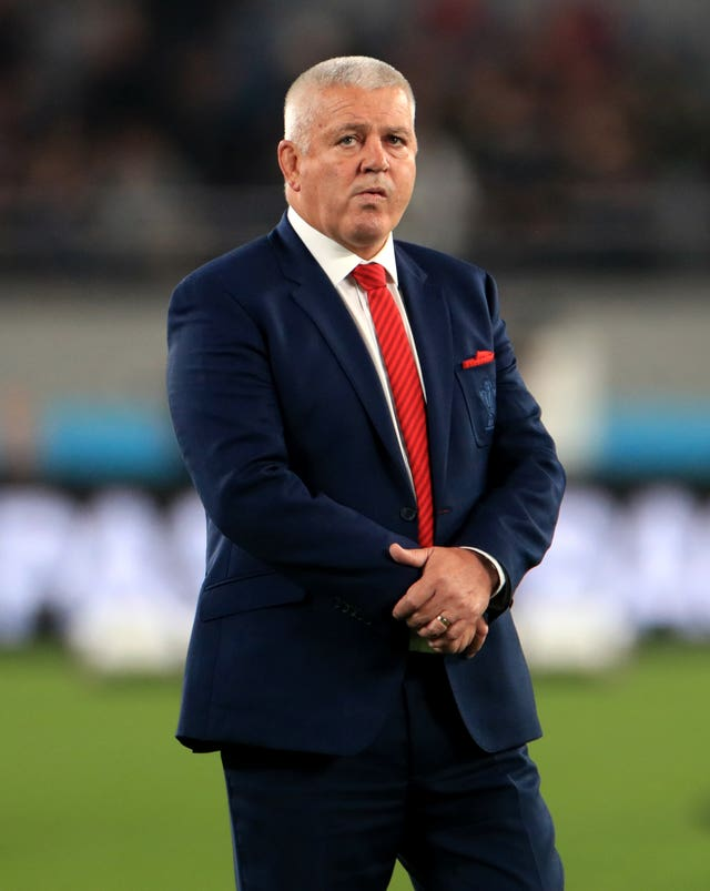 Warren Gatland will not have been impressed by England's Lions contenders