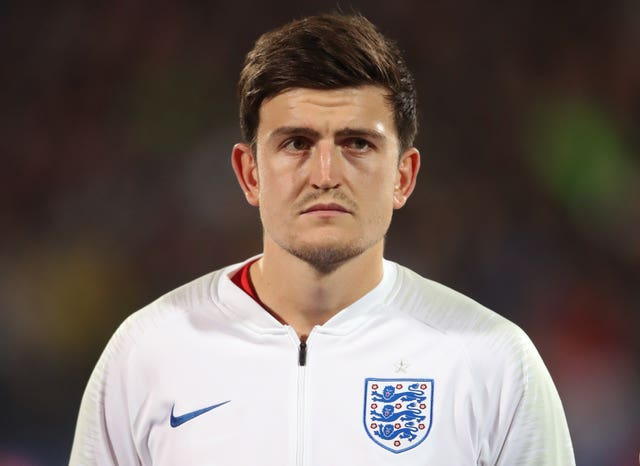 Harry Maguire is back in the England squad