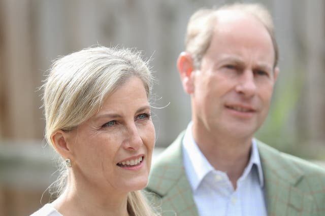 The Earl andCountess of Wessex will visit Vauxhall City Farm