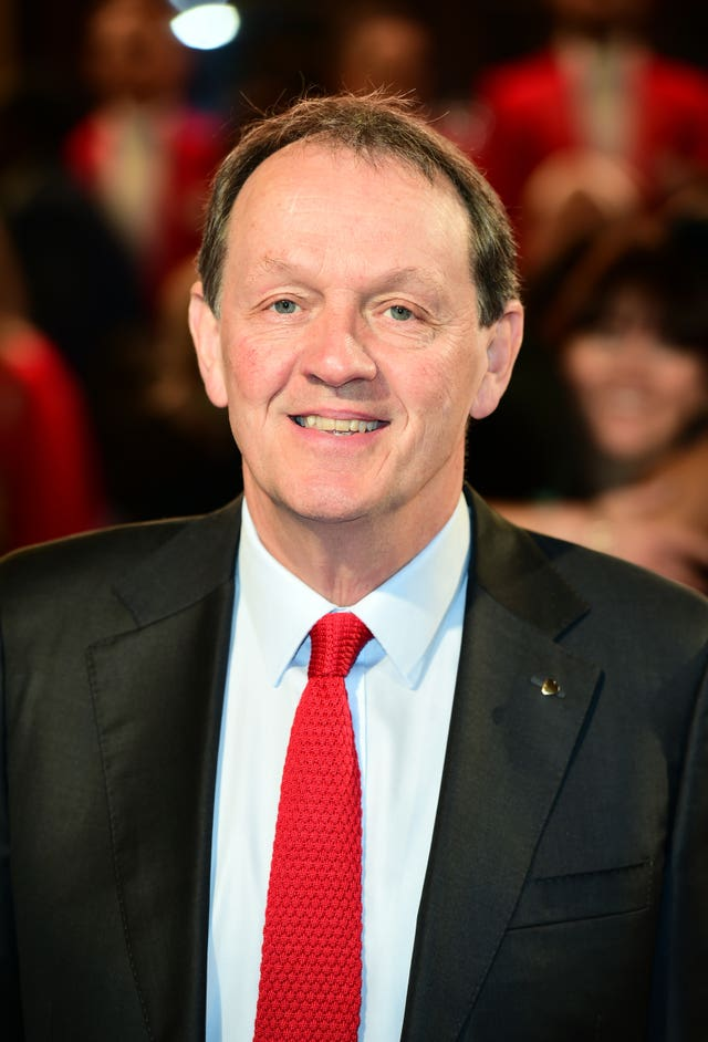 Kevin Whately has signed the letter