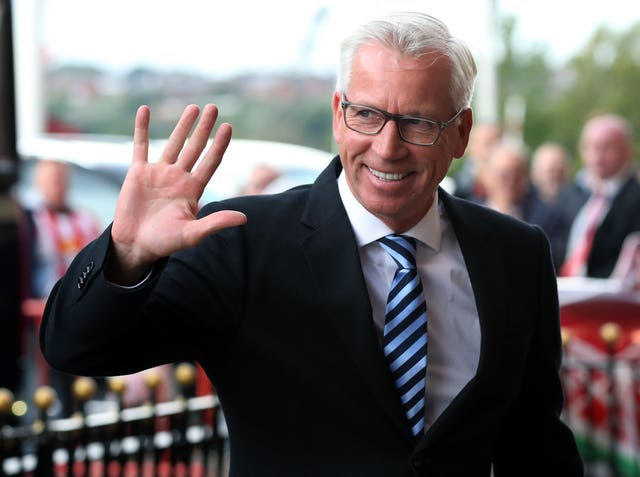 Pardew made an impressive start to life as Crystal Palace manager