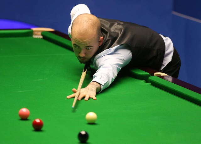 Luca Brecel is one of snooker's rising stars
