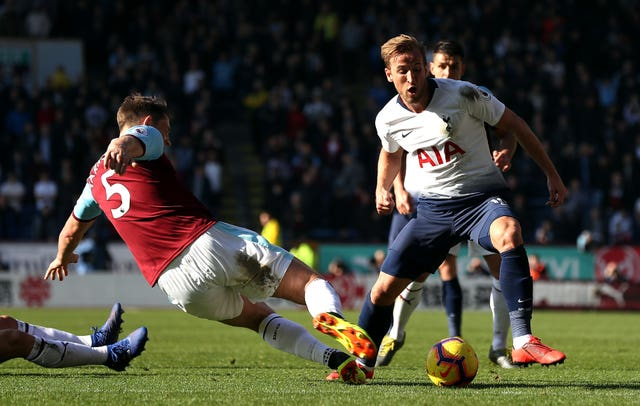 Burnley v Tottenham Hotspur – Premier League – Turf Moor