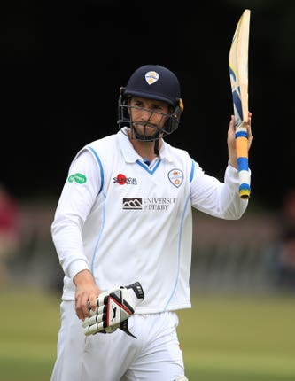 Derbyshire v Durham – Specsavers County Championship – Division Two – Day Two – Queen's Park