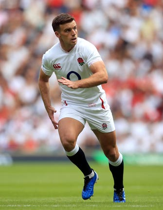 George Ford will skipper England in Cardiff