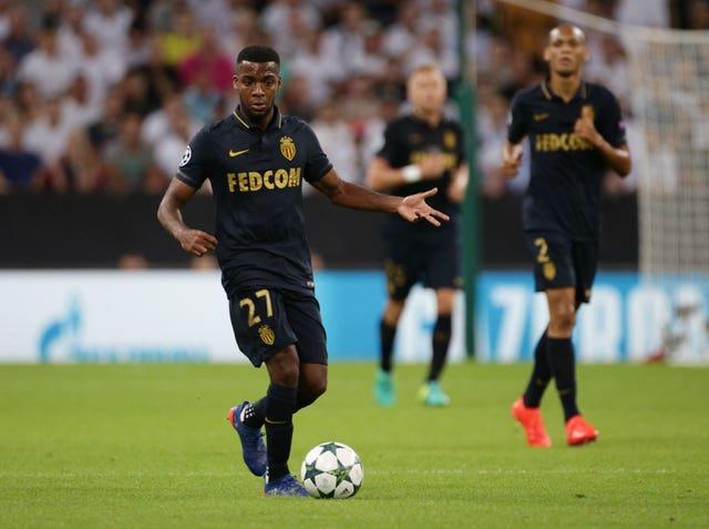 Tottenham Hotspur v Monaco – Champions League – Group E – Wembley Stadium