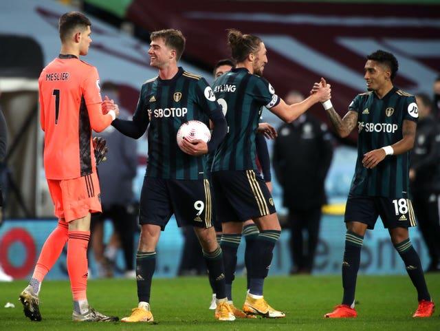 Aston Villa v Leeds United – Premier League – Villa Park