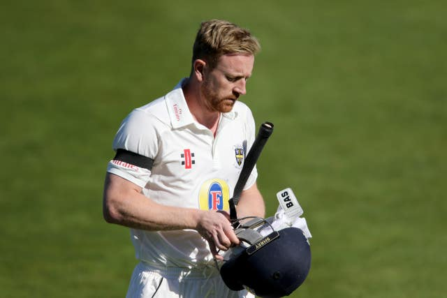 Cameron Bancroft succeeds Paul Collingwood, pictured, as Durham captain