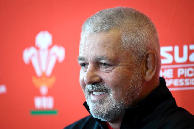 Warren Gatland is preparing for his final Six Nations