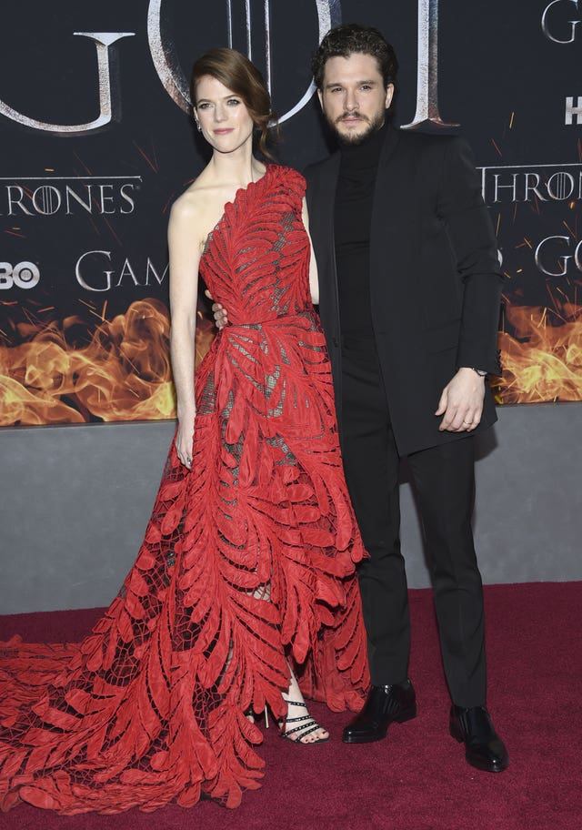 "NY Premiere of ""Game of Thrones"" Final Season"