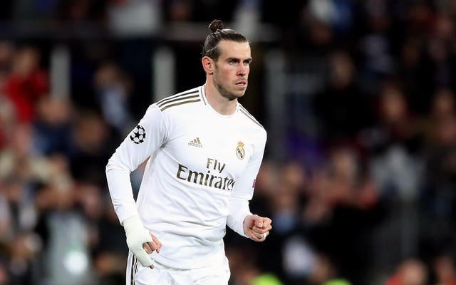 Bale endured a difficult final two years at Real Madrid