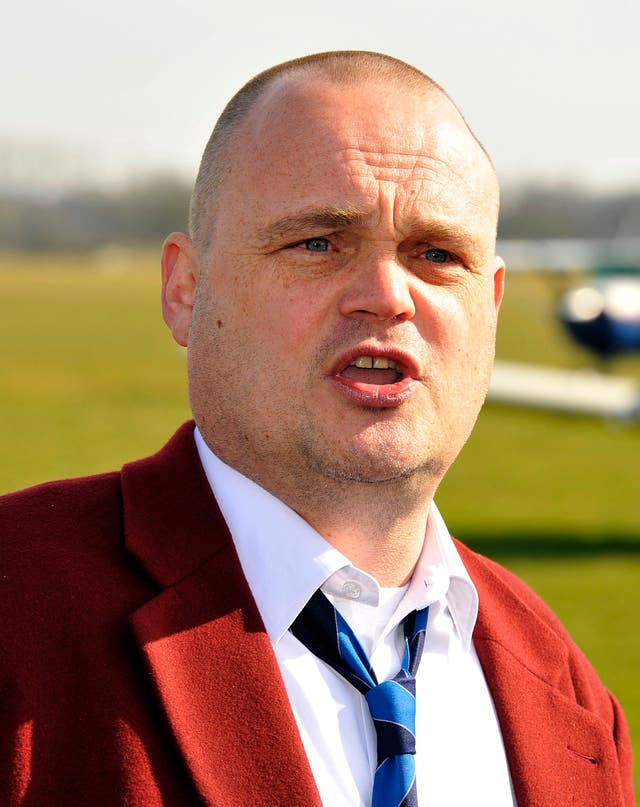 Al Murray visit to Kent