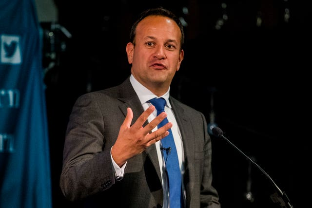 Leo Varadkar visit to Northern Ireland