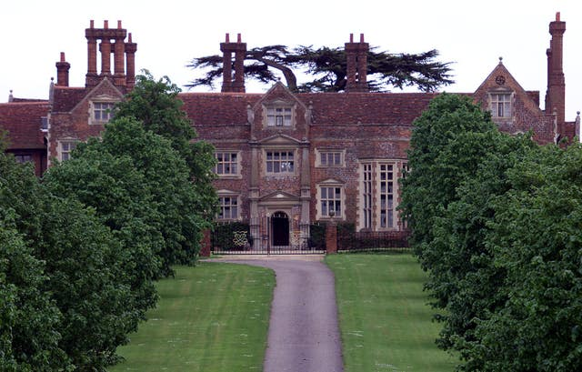 Coldham Hall