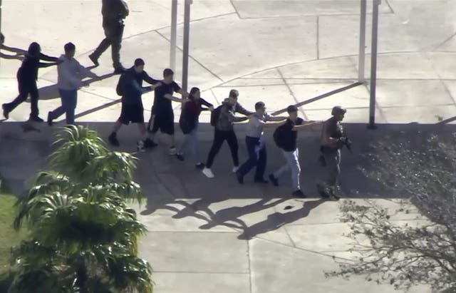 School Shooting Florida (WPLG-TV/AP)