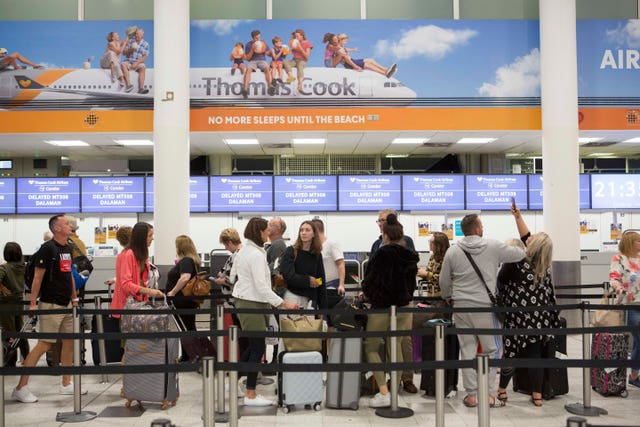 Thomas Cook Gatwick Airport