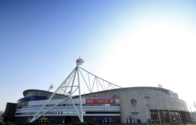Bolton are under new ownership
