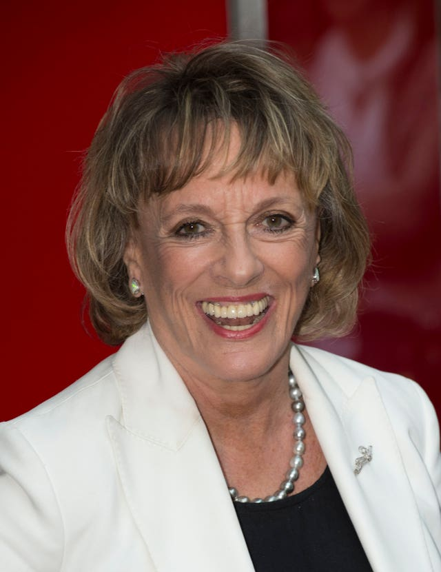 Esther Rantzen comments