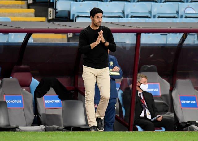 Aston Villa v Arsenal – Premier League – Villa Park
