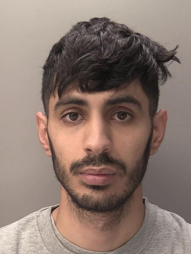 Azam Mangori will serve at least 20 years in prison for murdering Lorraine Cox (Devon and Cornwall Police/PA)