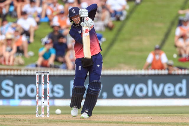 Joe Root looked to have guided England to a substantial total alongside Bairstow before a late collapse in Dunedin