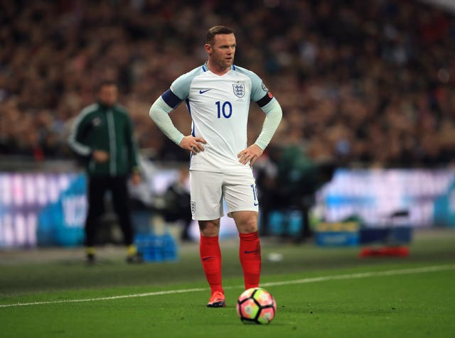 Wayne Rooney holds the England scoring record