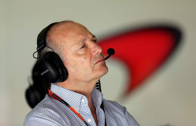Former McLaren team principal Ron Dennis has set up a project to deliver meals to health workers