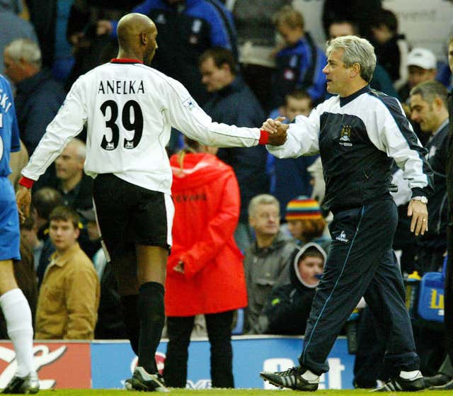 Nicolas Anelka was a key signing for Keegan.